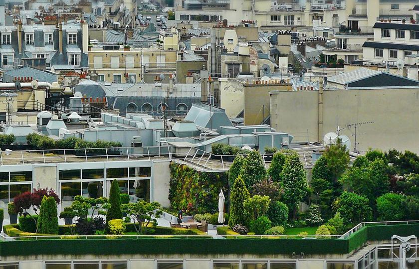 Poznaj różnicę między balkonem, tarasem, loggią czy ogrodem